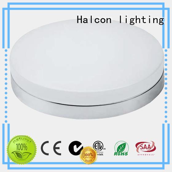 resisdential sizes acrylic led round ceiling light housing Halcon lighting