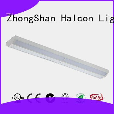 Halcon worldwide led linear recessed lighting series for promotion