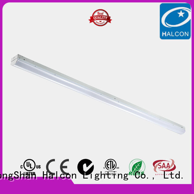Halcon popular led strip lighting with diffuser suppliers for living room