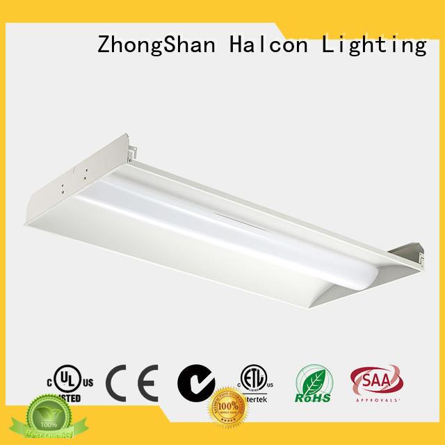 Hot light led panel ceiling lights recessed Halcon lighting Brand