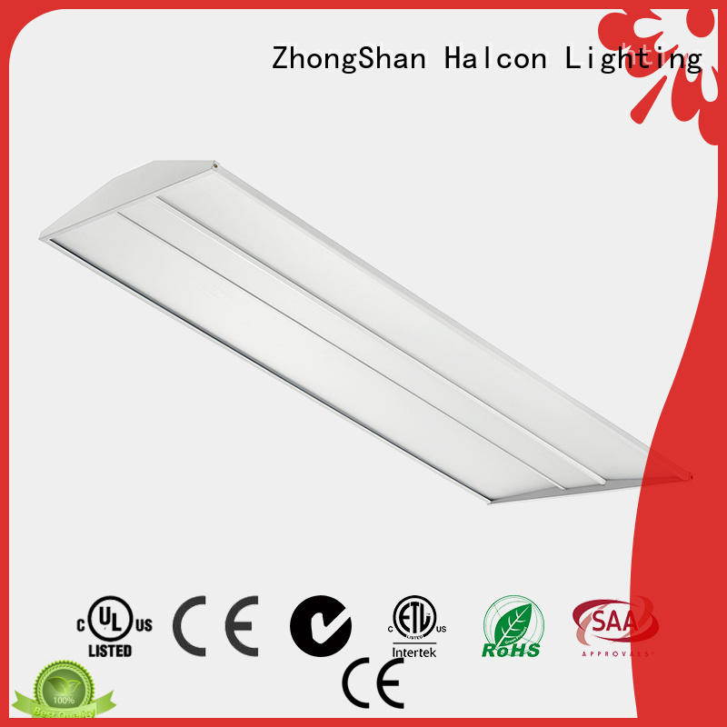 Quality Halcon lighting Brand led can lights lens fixtures