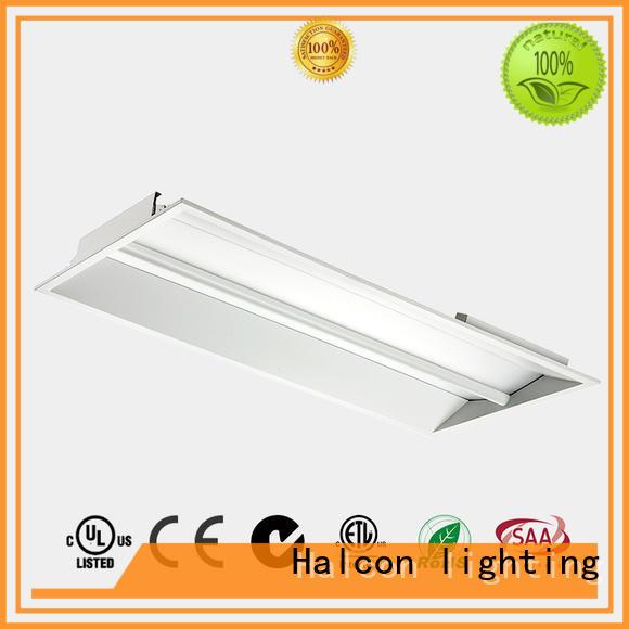 Custom architectural panel light light Halcon lighting