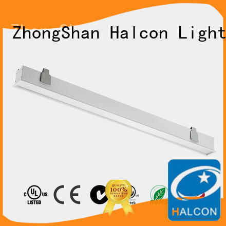 Halcon best price led tube light housing inquire now for office