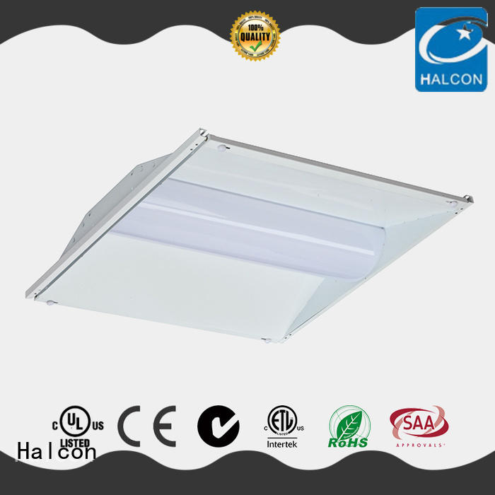 Halcon led recessed lighting customized for office