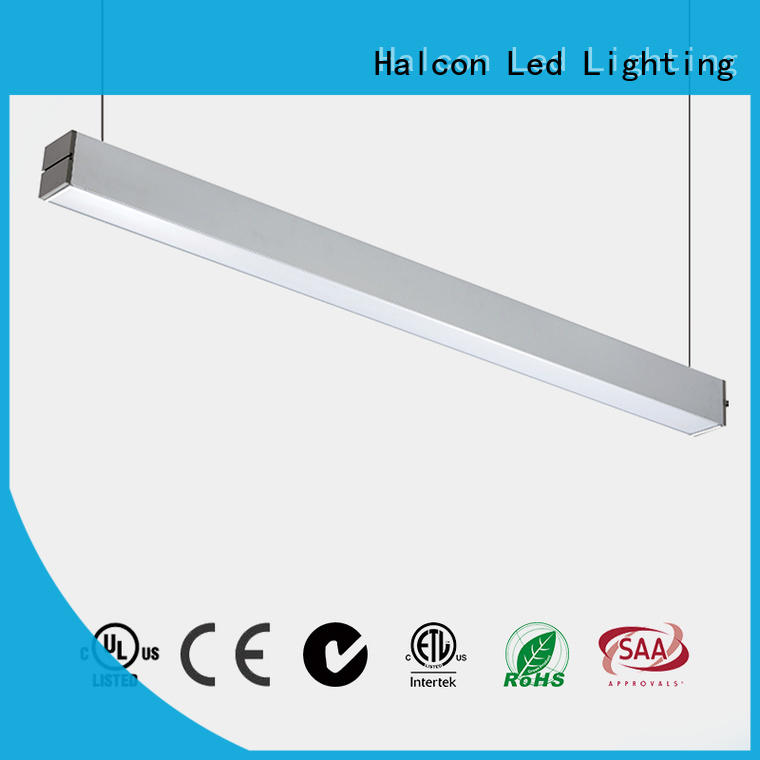 Halcon track lighting pendants with good price for office