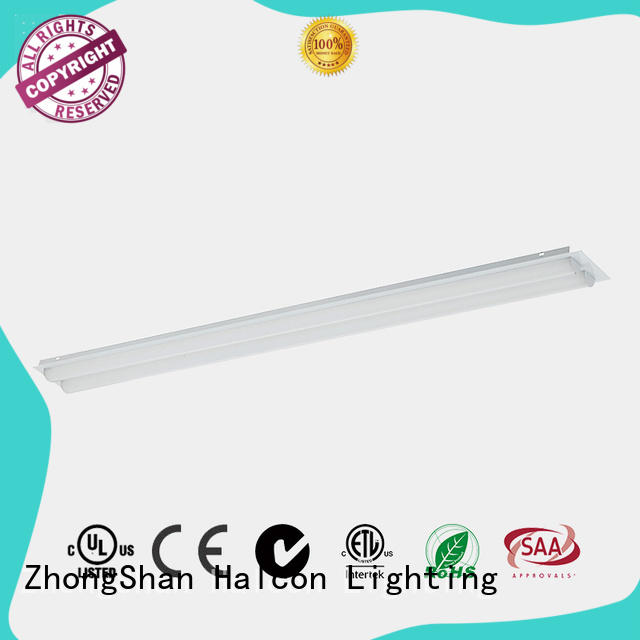 Halcon lighting efficient led recessed retrofit with good price for school