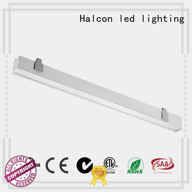 led housing company for school Halcon lighting