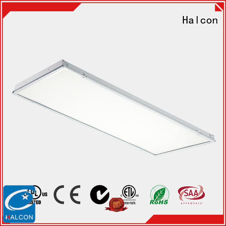 Halcon panel ceiling lights factory direct supply for conference room