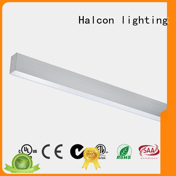 Halcon lighting reliable up and down lights for school
