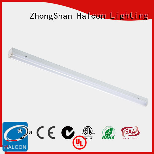 Halcon lighting steel surface cheap led strip lights for home