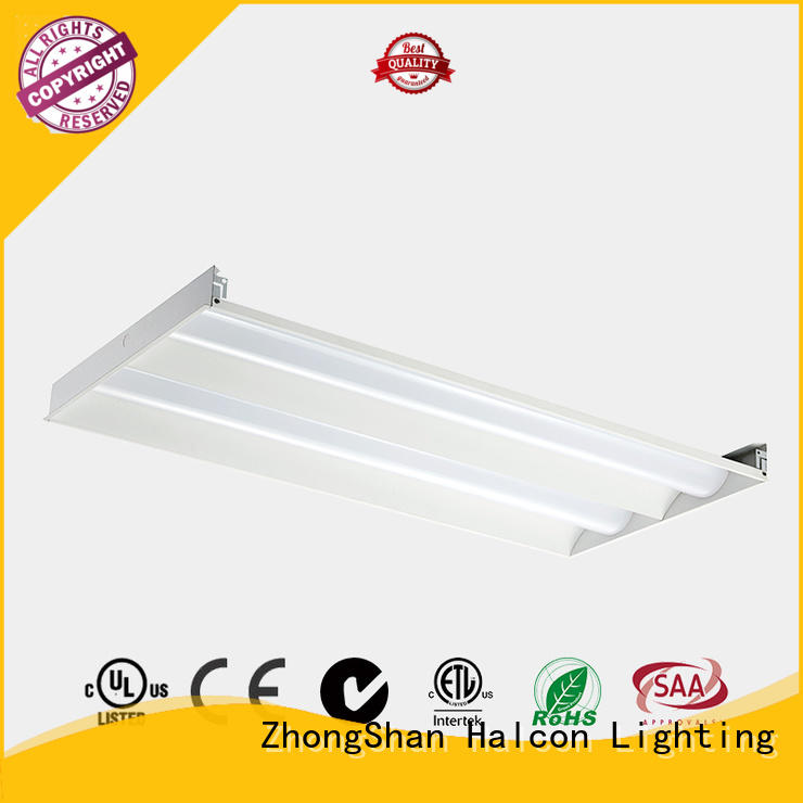 led ceiling panels factory direct supply for warehouse Halcon lighting