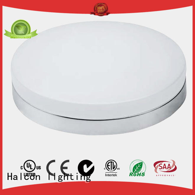 dob acrylic round led light Halcon lighting Brand