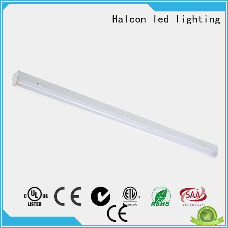 micro led linear light fitting graduate Halcon lighting company