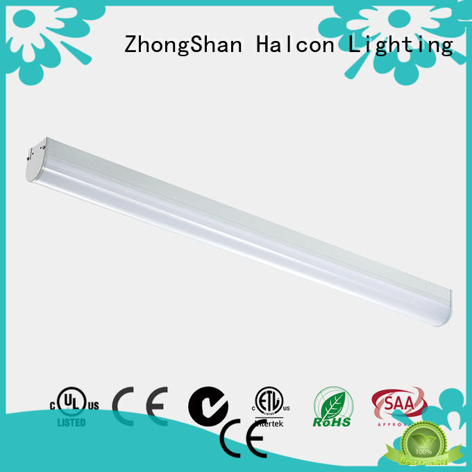 star Custom popular school led strip light Halcon lighting using