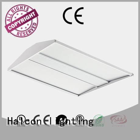 led panel ceiling lights diffuser motion made Warranty Halcon lighting