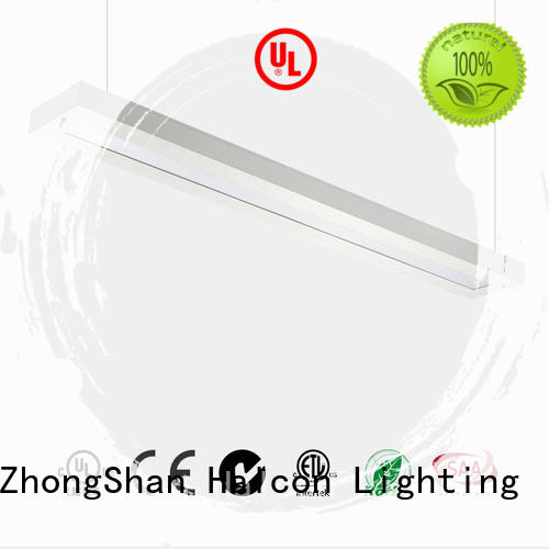 suspended produced up and down led light diffusion Halcon lighting