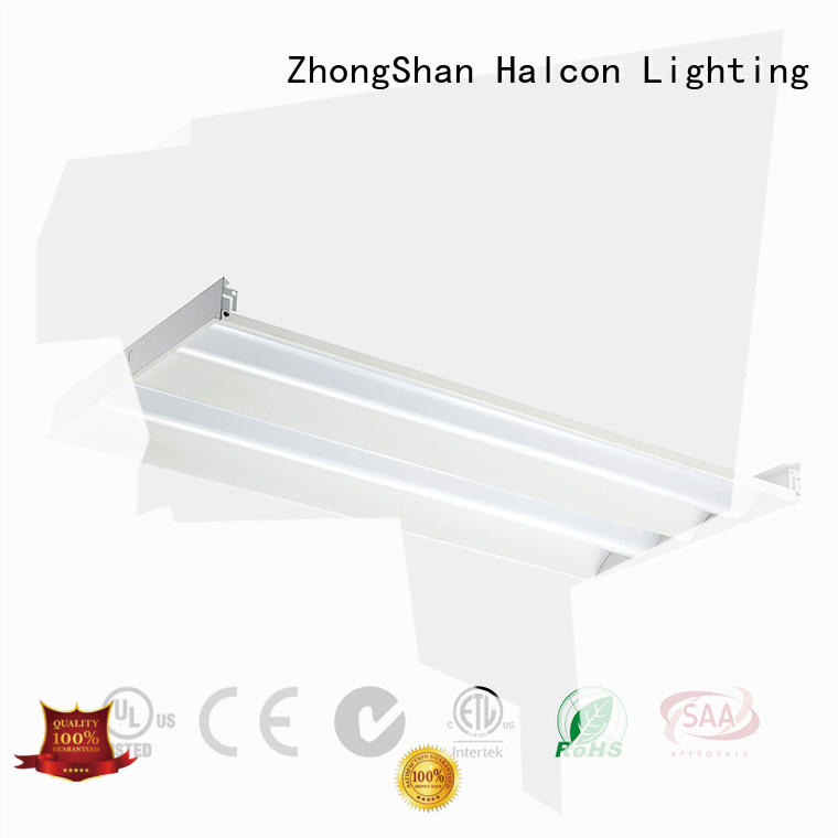 Quality Halcon lighting Brand led panel ceiling lights ce