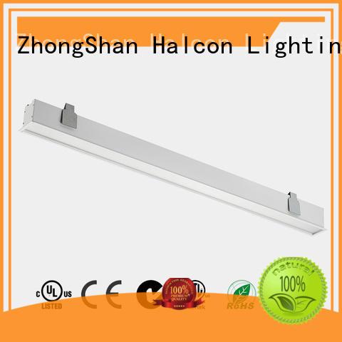 aluminum diffuser design led housing Halcon lighting Brand