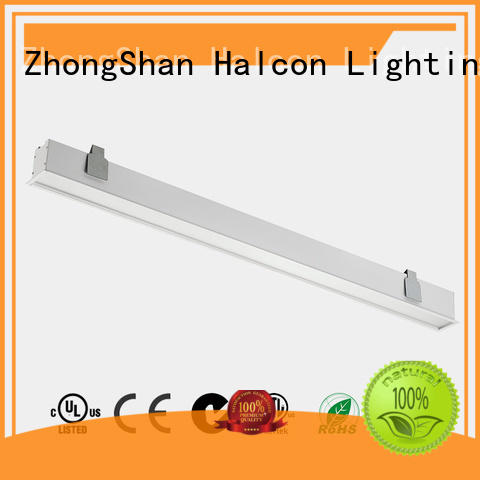 aluminum diffuser design led housing Halcon lighting Brand