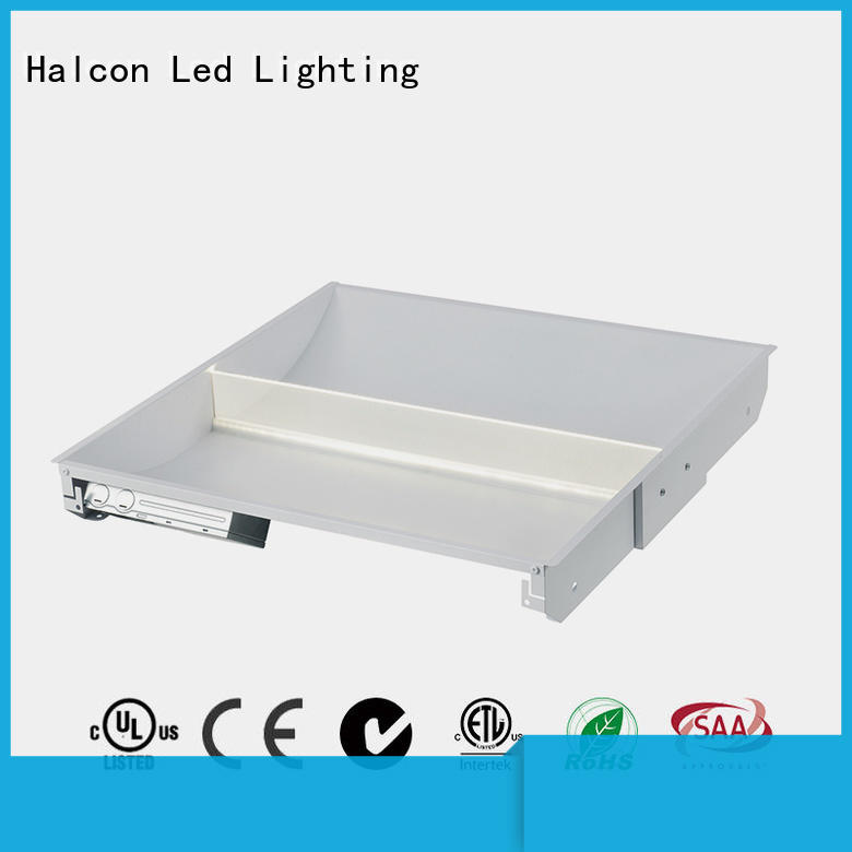 Halcon professional wholesale led panel light supplier for indoor use