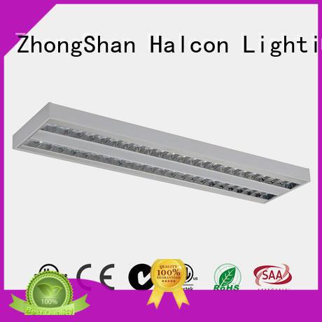 Halcon led grille light supplier for lighting the room