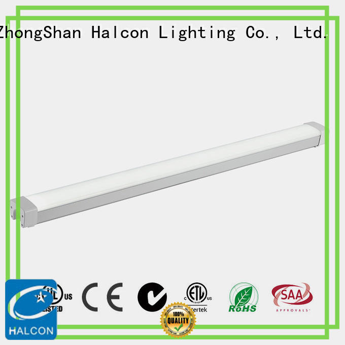 Halcon energy-saving vapor proof led inquire now for conference