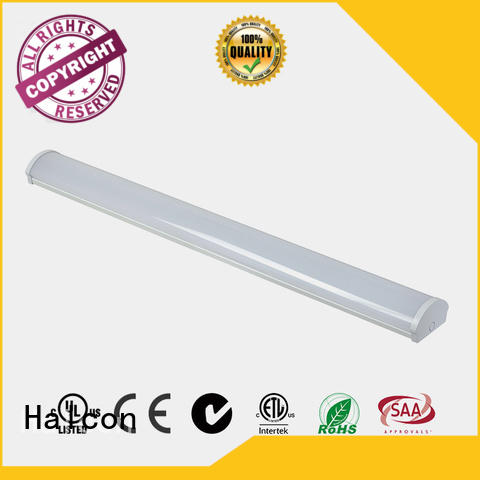 Halcon led linear recessed lighting supply for school