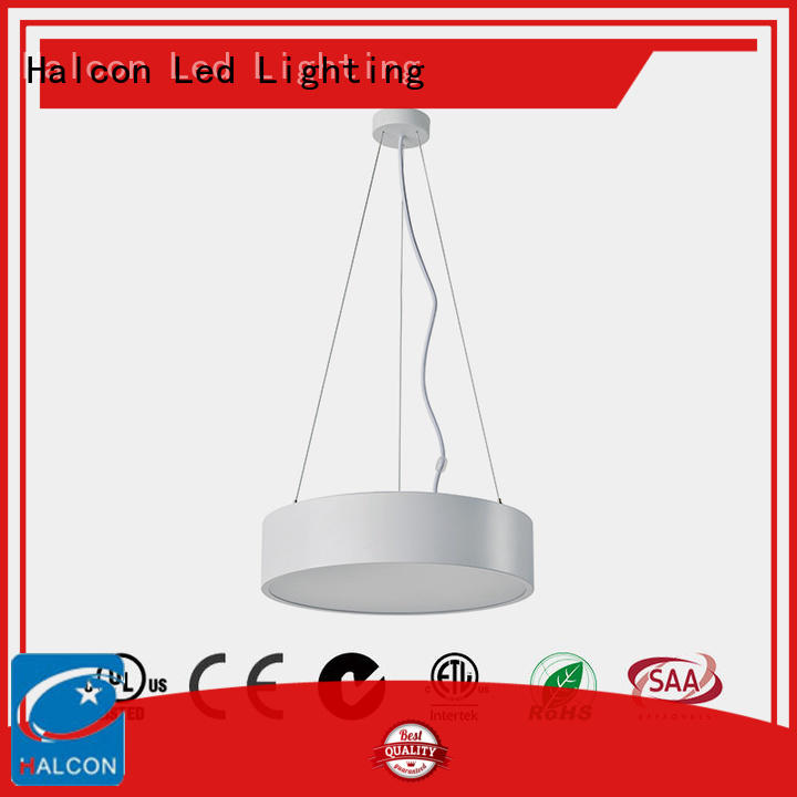 Halcon hanging led strip lights wholesale for sale