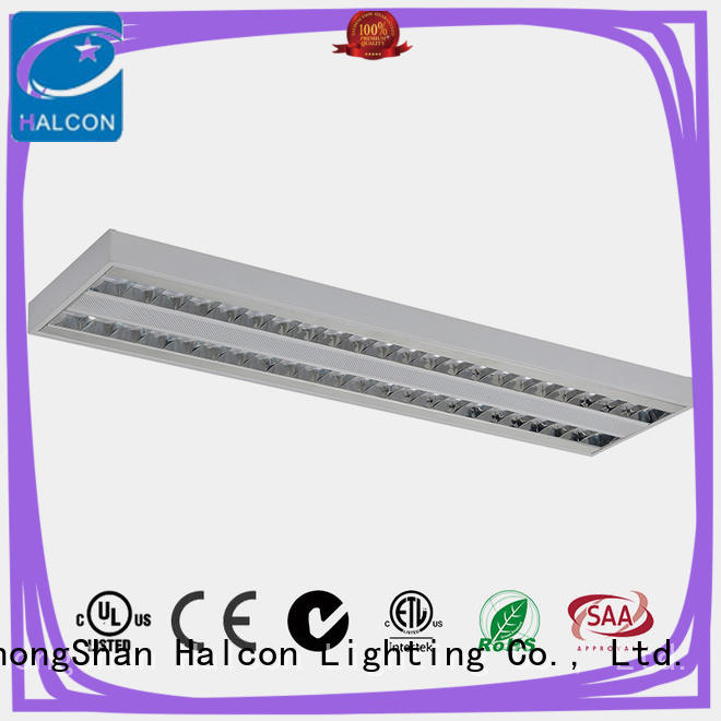 Halcon durable cheap led light fixtures supply for office