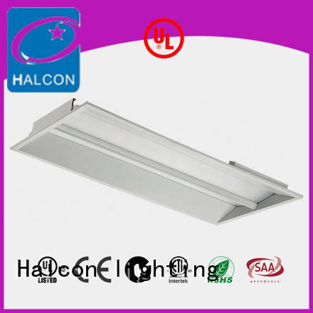 Halcon lighting reliable led troffer factory for indoor use
