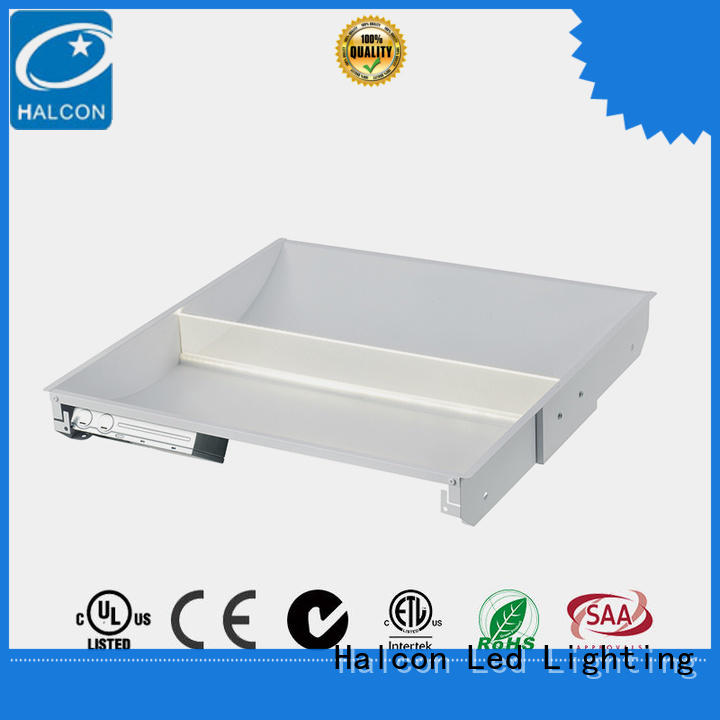 Halcon emergency panel light from China for shop