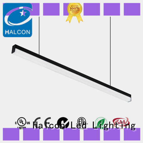 Halcon quality led diffuser strip manufacturer for indoor use