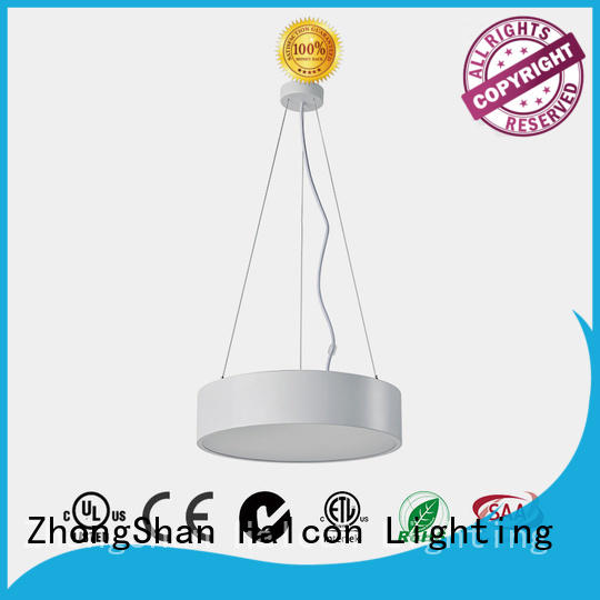 Halcon lighting best price drop light supplier for school