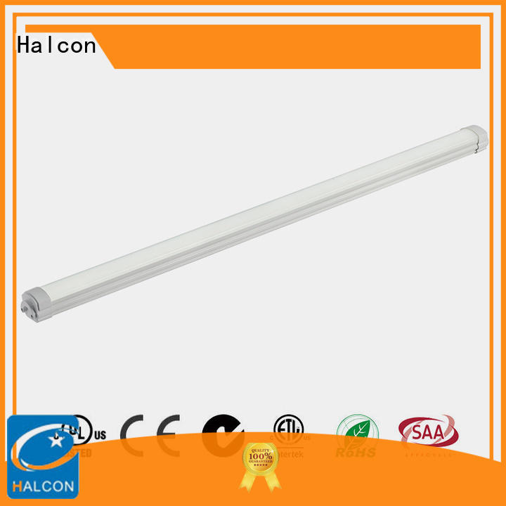 Halcon led vapor proof fixture best manufacturer bulk production