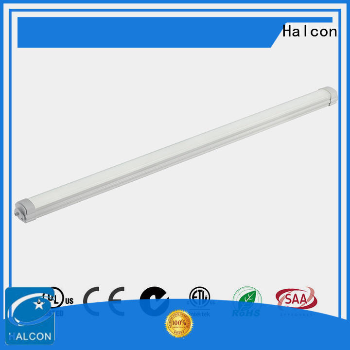 Halcon factory price led vapor proof fixture best supplier for conference
