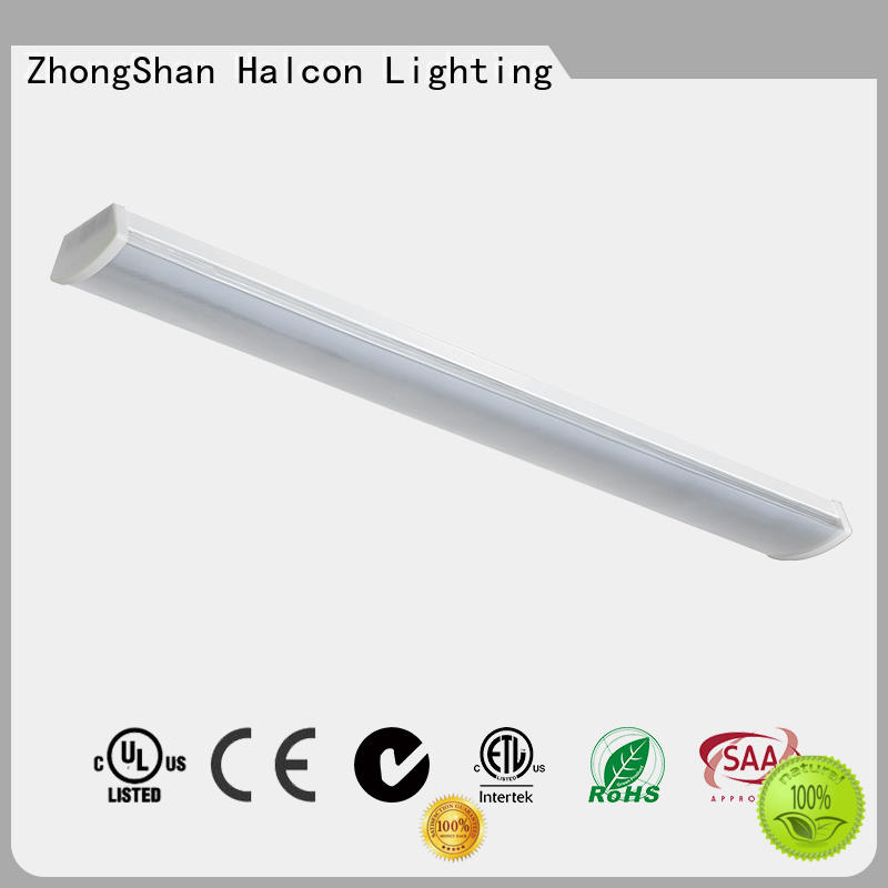 made emergency led linear light dlc Halcon lighting