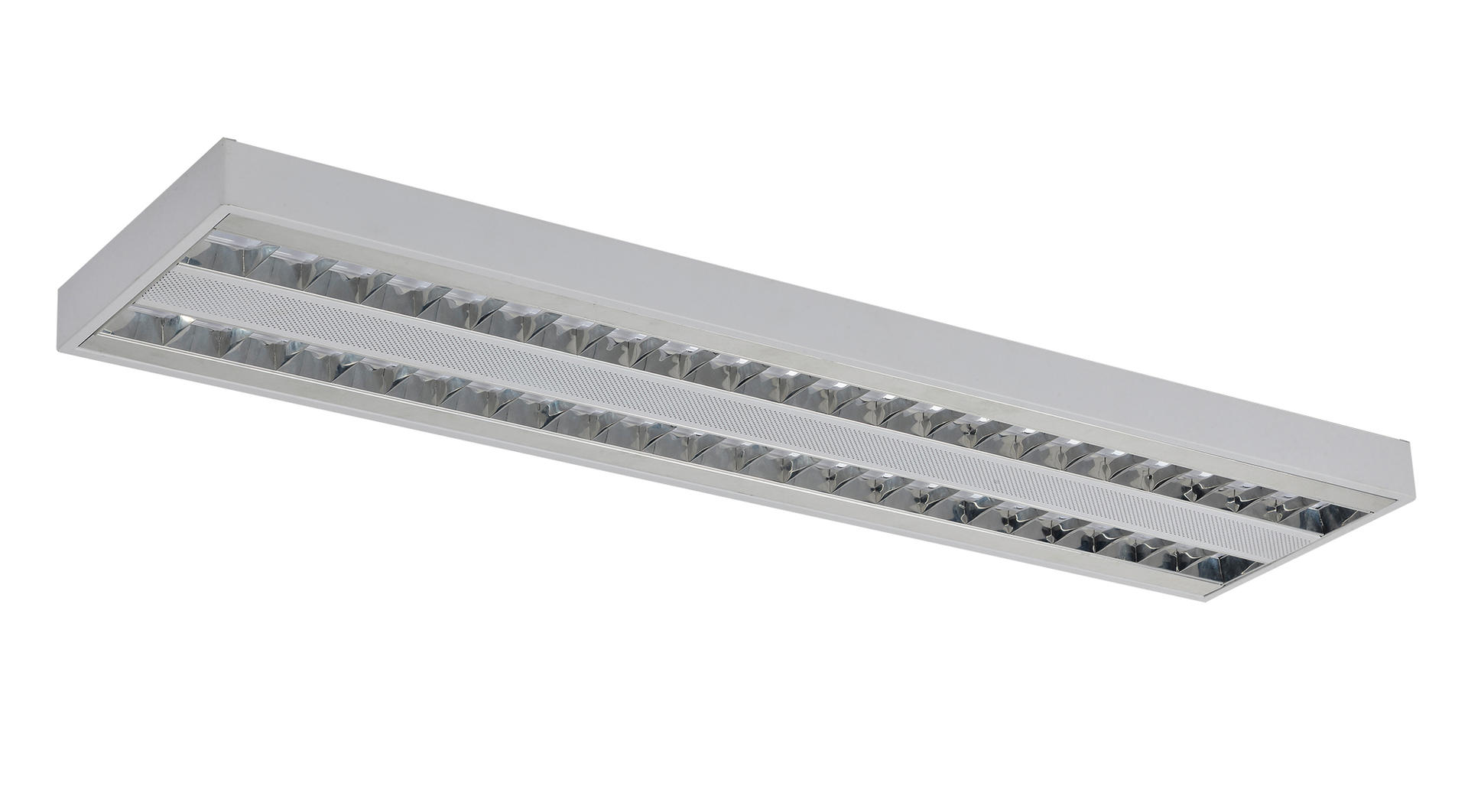 LED Light Low Glare Lumininare 2'x2', 1'x4', 2'x4' UGR<19