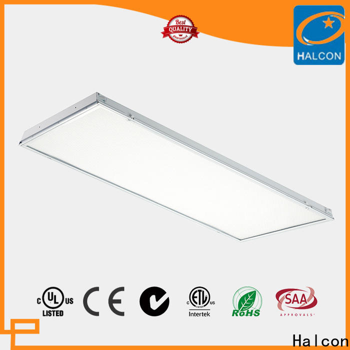 Halcon stable led troffer light with good price for office