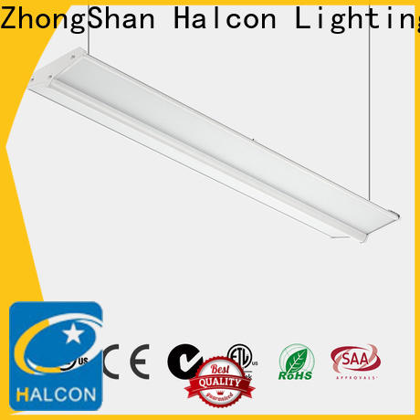 Halcon hanging strip lights inquire now for office