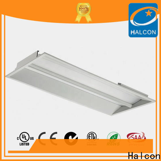Halcon top quality ceiling panel light led supplier for promotion