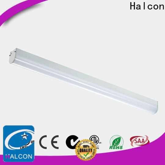 Halcon stable led strips with diffuser factory direct supply for home