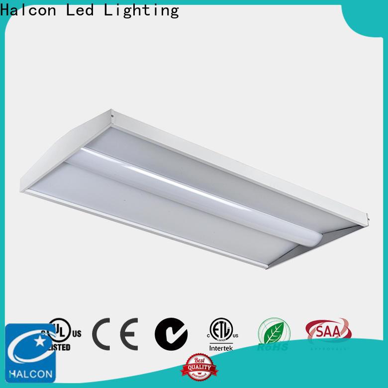 Halcon hot-sale troffer lights led supplier for lighting the room