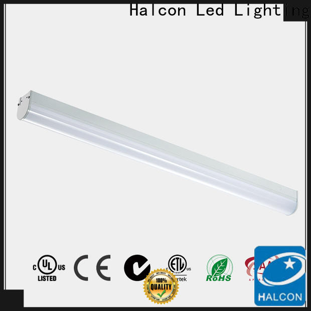 Halcon high-quality slim batten light supply for school