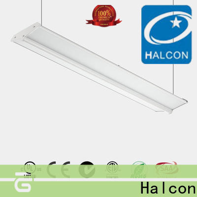 Halcon professional square pendant light directly sale for promotion