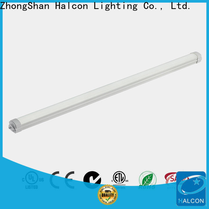 Halcon vapor proof light directly sale bulk production