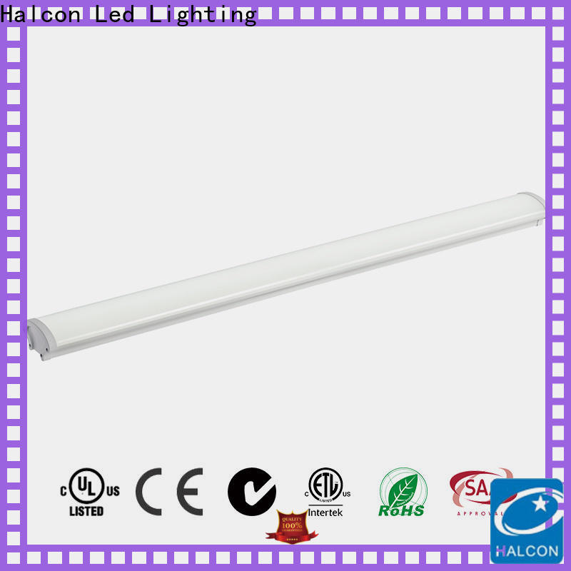 Halcon popular vapor sealed light fixtures best manufacturer for conference