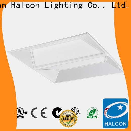 Halcon top quality hanging troffer lights wholesale for lighting the room