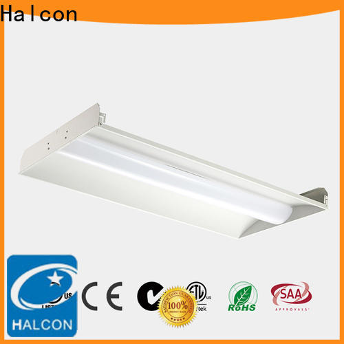 Halcon 2x4 led troffer series for conference room