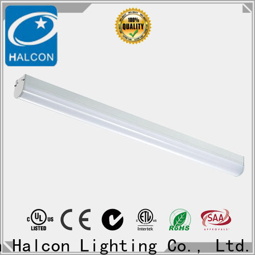 Halcon stable recessed led strip ceiling lights with good price for promotion