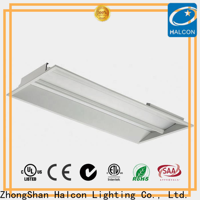 Halcon low-cost led round panel ceiling lights wholesale for office